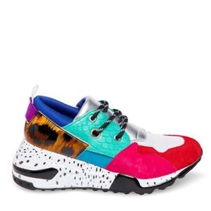 ISO Steve Madden Sneakers Rainbow Size 8.5